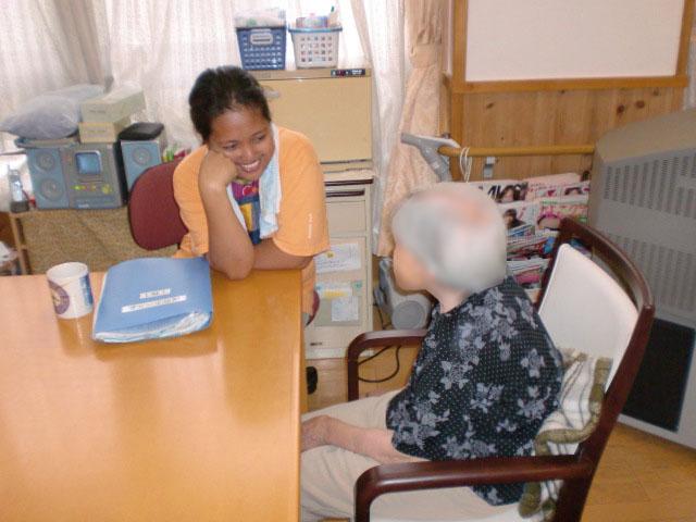 外国人介護者受入れに係る総合的な相談と支援